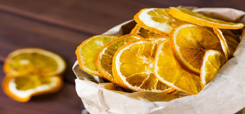 Jak suszyć pomarańcze na Święta? | Artykuł WINIARY