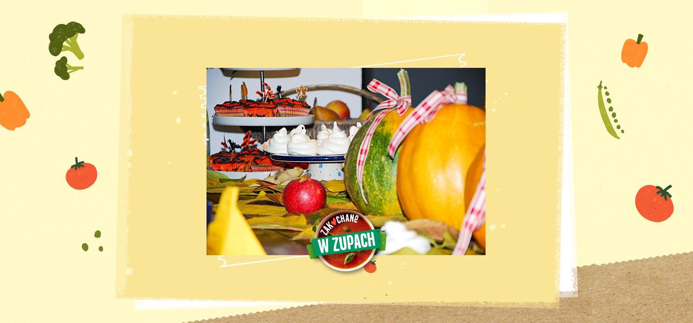 Halloweenowy home cooking z dziećmi ZWZ WINAIRY