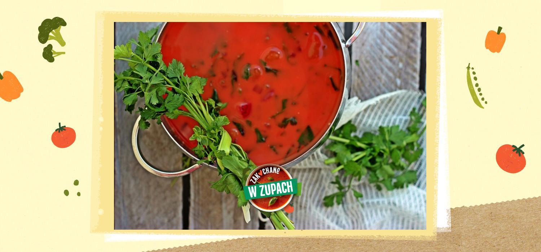 Bouquet garni – sposób na aromatyczne zupy ZWZ WINIARY