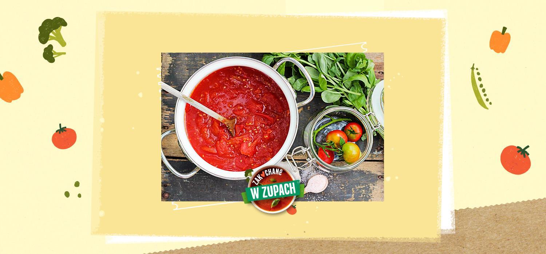 Pomidory i przetwory na zimę ZWZ WINIARY