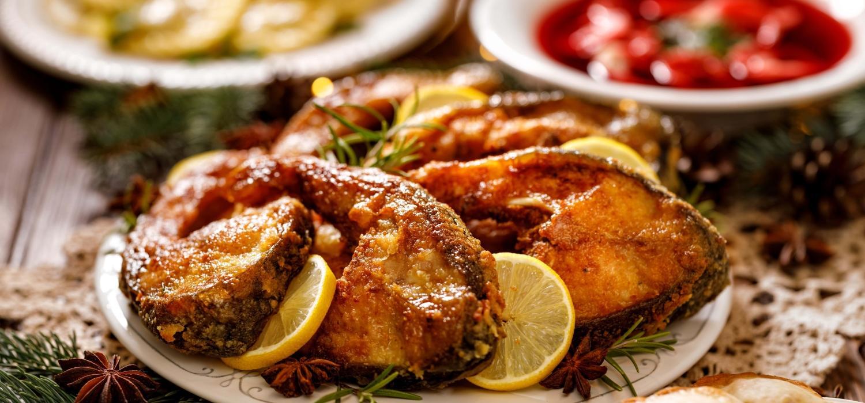 9 pomysłów na wigilijną rybę | Porady i inspiracje WINIARY
