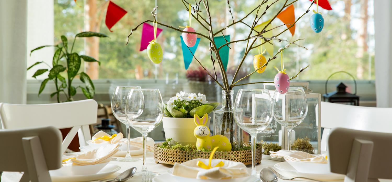 Jak udekorować stół wielkanocny – poznaj pomysły i inspiracje   Winiary