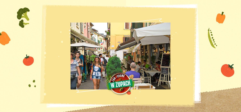 Słońce, magia smaku i aromatu – Włochy ZwZ WINIARY