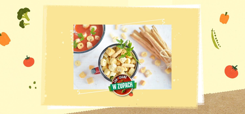 Co do zupy? Pomysły na dodatki do zup ZWZ WINIARY