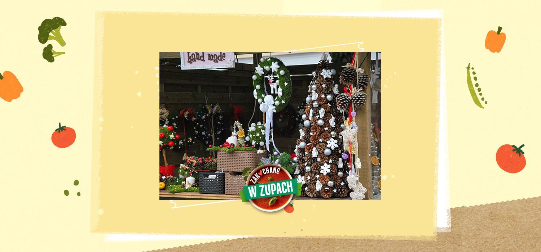 Jarmark Bożonarodzeniowy w Wejherowie WINIARY