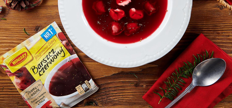 Ekspresowe zupy instant