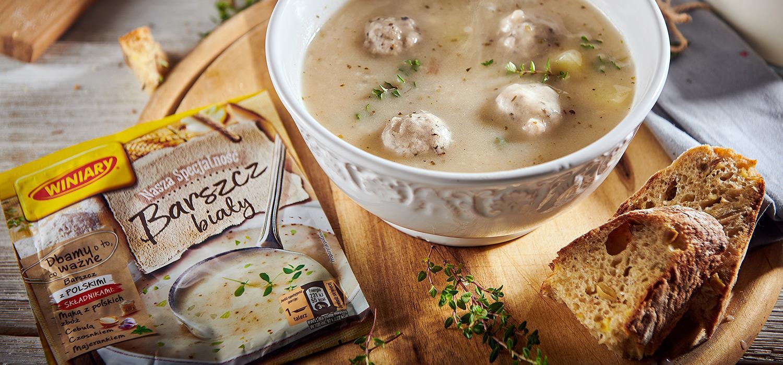 Zupy Nasza specjalność
