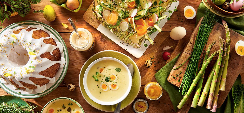 Wielkanoc w wersji wegetariańskiej | Winiary