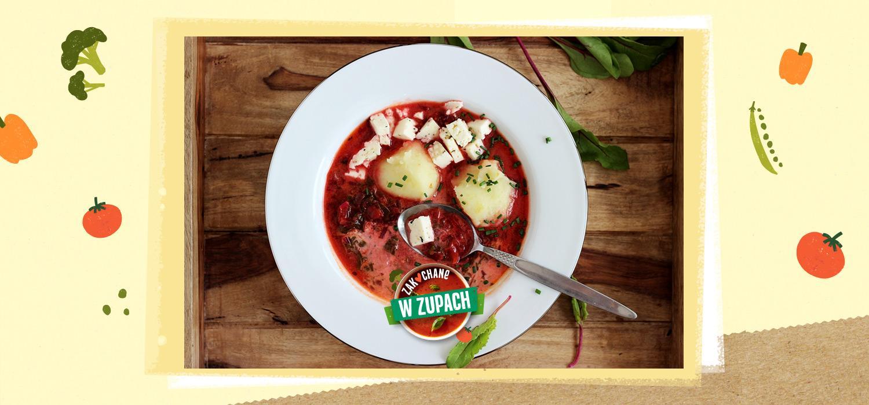 zupa z botwiny dzieci ZWZ WINIARY