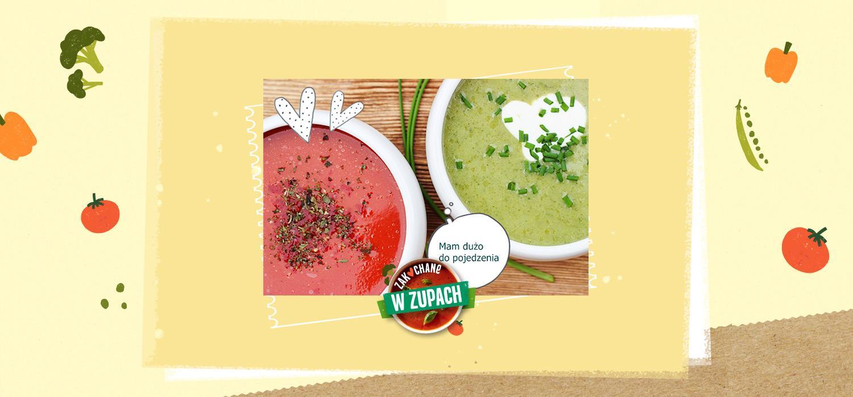 Wywiad z pierwszym daniem, czyli zupa mówi sama za siebie ZWZ WINIARY