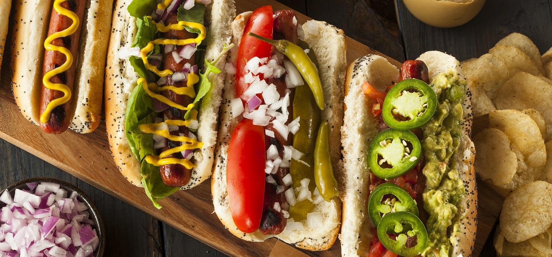 Dzień hot doga - wszystko o fast food
