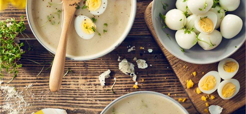 Jak ugotować jajko na twardo?