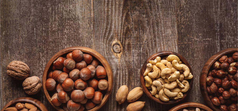 6 rodzajów orzechów, które warto jeść