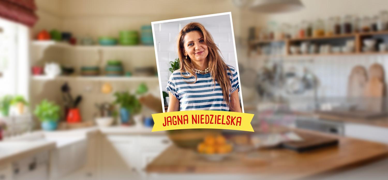 Przyjaciele od kuchni - Jagna Niedzielska | Przepisy WINIARY