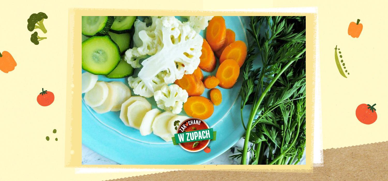 jak blanszować warzywa ZWZ WINIARY