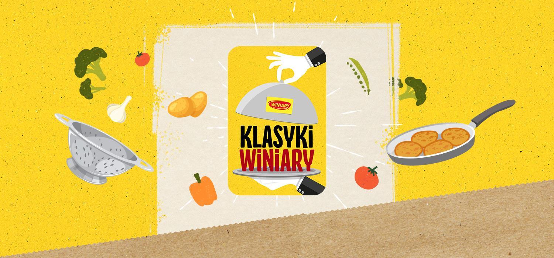 Klasyki Winiary - najpopularniejsze przepisy Winiary   Tysia Gotuje x Winiary