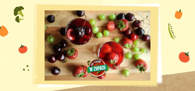 Jak zrobić kompot z wiśni? Kompoty z letnich owoców ZwZ WINIARY