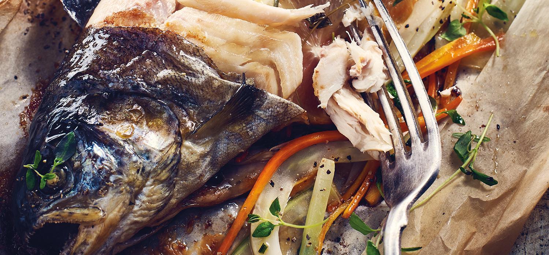 obiad ryba, obiad z rybą, danie ryba, danie rybne, danie z rybą