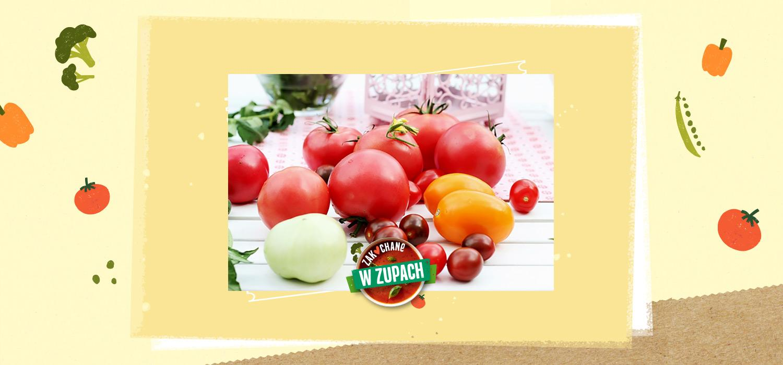 Pomidolove lato, czyli wszystko o pomidorach :)