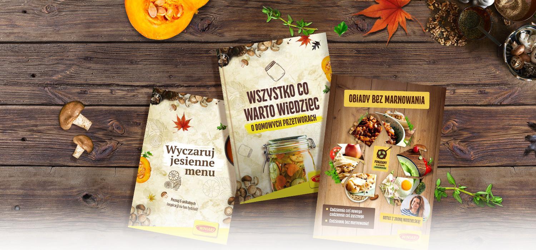 E-booki Winiary dla subskrybentów newslettera