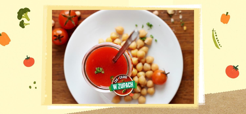 Trzy zupy z pomidorówki