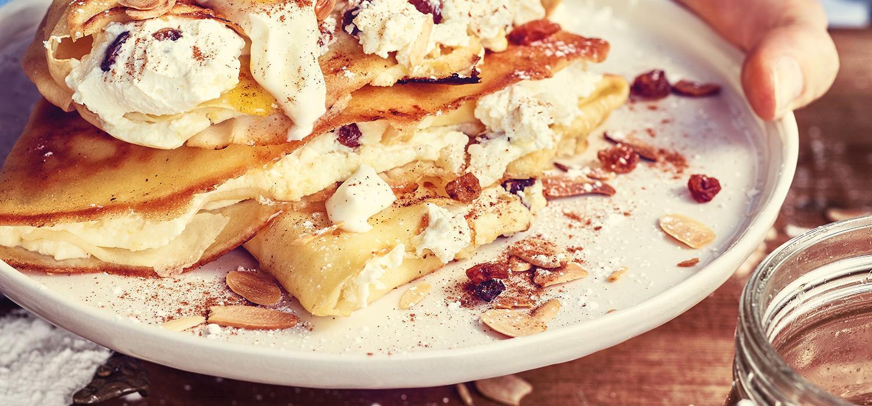 pomysł na słodkości w kuchni