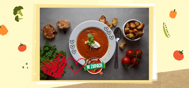 Przez żołądek do serca – zupy na Walentynki ZWZ WINIARY