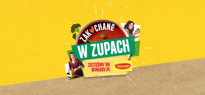 Zakochane w zupach na Winiary.pl