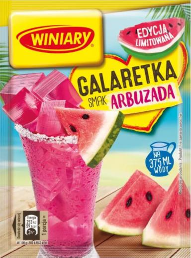 Galaretka Arbuzada WINIARY